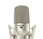 Shure KSM44A Large Diaphragm Multi-Pattern Condenser Microphone