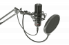 BST STM300-PLUS PROFESSIONAL USB ELECTRET MICROPHONE WITH SHOCK MOUNT