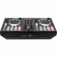 Ibiza ULTRA-STATION DJ STATION WITH 2-CH MIXER, DUAL CD PLAYER & BLUETOOTH